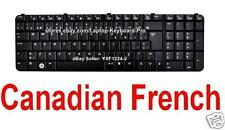 HP HDX 9000 HDX9000 Keyboard - 448159-121 442101-121 Canadian French CF