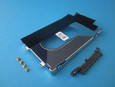 HP dv9000 dv6000 Disques durs Cadre + Adaptateur sata + 4 vis HDD Caddy