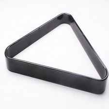 Useful 8 Ball Pool Billiard Table Rack Triangle Rack Plastic Standard Size