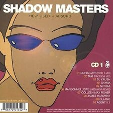 Shadow Masters: New, Used & Absurd New CD