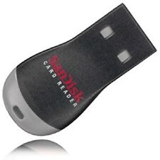 SANDISK USB M2 TF MICRO SD MEMORY CARD READER FOR 1GB 2GB 4GB 8GB 16GB 32GB