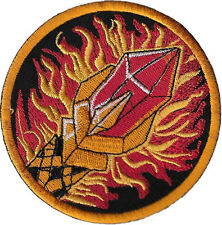 World of Warcraft Hearthstone Mage Badge Embroidered Patch 9cm