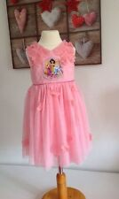 Disney Store Pink Princess Party Dress Beautiful Immaculate Condition Age 3 💖