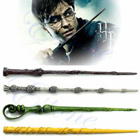 Magic Wand Collection Wizard LED Wand Deathly Hallows Hogwarts Gift