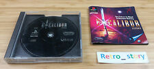 Sony Playstation PS1 Excalibur PAL