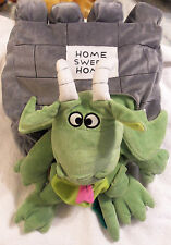 LOT # 922 Happy Nappers Dragon Reversible Perfect Play Pillow