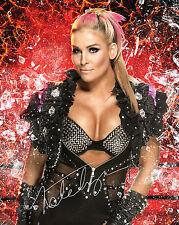 Wwe Natalya #1 () - 10X8 pre Impreso Calidad de laboratorio Foto (firmado) (reimpresión)