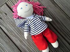Hoodie + Hose für Puppen HABA friends Gr. 30cm Lilli Nele Matze Krümelchen Junge