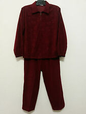 Alfred Dunner Womens Pants Suit Corduroy Size 16 Pants - Jacket (No Size Tag)
