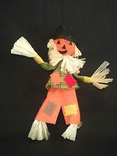 MINI SCARECROW - CUTE AS A BUTTON - MUST SEE!!!