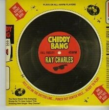 (CV910) Chiddy Bang, Ray Charles - 2011 DJ CD