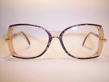 Damen-Brille/Eyeglasses by CAZAL 336 Germany 100% Original-Vintage 90' Very Rare
