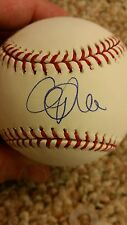 Cliff Lee Signed OML Baseball  Rangers Phillies JSA 2008 Cy Young