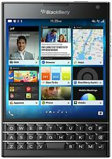 BlackBerry Passport 32GB Black Factory Unlocked GSM Smartphone Qwerty 4G LTE