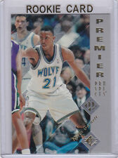 KEVIN GARNETT Timberwolve RC 1995/96 Upper Deck SP Premier Prospects ROOKIE CARD