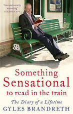Something to read in the trainThe Diary of a Life Time