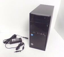 HP 110-430 Celeron J1800 2.41GHz 4GB 500GB J4W31AA Desktop , DVI Video out