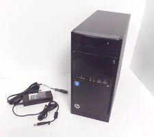 HP 110-430 Celeron J1800 2.41GHz 4GB 500GB J4W31AA Desktop , DVI Video out