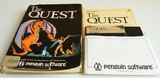 Atari XL:  The Quest - Penguin Software 1984