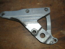 YAMAHA   XZ550  '1983'  RIGHT HAND FOOTPEG MOUNTING PLATE.