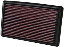 K&N AIR FILTER FOR SUBARU IMPREZA 2.0 WRX 2001 - 2005 33-2232