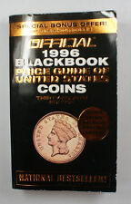 Offical 1996 Blackbook Price Guide Of United States Coins