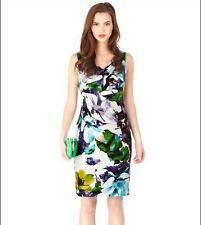 BNWT ❤ ️Coast ❤️Size 8 Colette Floral Summer Holiday Day Dress RRP £95.00 New S