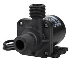 DC 12V 4M 650L/H Brushless Water Pump Waterproof Motor Submersible Ceramic Shaft