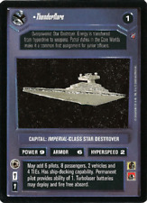 Thunderflare [Near Mint] DEATH STAR II star wars ccg swccg