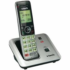 VTech CS6619 DECT 6.0 Expandable Cordless Phone with Caller ID/Call Waiting