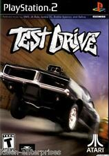 Test Drive (PlayStation 2) PS2