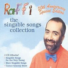 Raffi The Singable Songs Collection (20th Anniversary Special Edition), New Musi