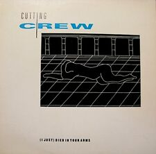 CUTTING CREW died in your arms/for the longest time VG+