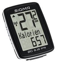 Sigma BC 9.16 ATS kabelloser Fahrradcomputer - 09162