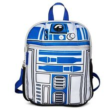 Star Wars R2-D2 Mini Backpack with Lights - Backpack - Officially Licensed