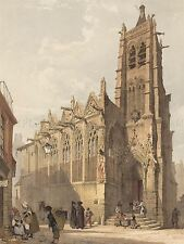 THOMAS SHOTTER BOYS BRITISH ST SEVERIN PARIS OLD ART PAINTING POSTER BB6456A