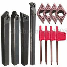 S10K-SDUCR07+SDJCR1010F07+SDJCL1010E07+SDNCN1010H07 Porte-outil + 4pcs DCMT0702