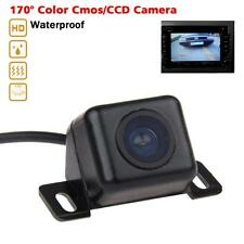CCD Universal Car Reverse Camera Rear View Parking System Kit Backup Waterproof