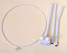 1 x Mosquito net Stand Clip-On bracket for Baby Crib Cot Bed