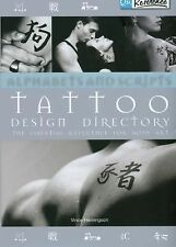Alphabets and Scripts Tattoo Design Directory : The Essential Reference for...