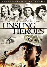 Unsung Heroes: The Story of Americas Fem DVD