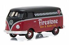 """1:64 Motor World Series 16 Volkswagen Panel Van """"Firestone"""" Greenlight"""