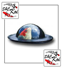 Koi Fish Viewing Sphere Window Dome (Large)