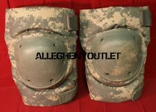 Bijans US Military Army ACU UNIVERSAL Camo Knee Pads (Small) Used - Paintball