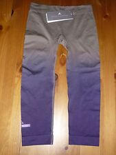 STELLA McCARTNEY ADIDAS  3/4 LENGTH YOGA TIGHTS SIZE X-SMALL  BNWT