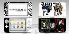 Shingeki no Kyojin Attack on Titan Anime Skin Aufkleber Für Nintendo 3DS.XL Neu