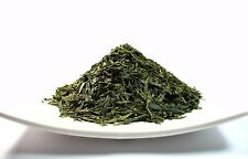 Organic Japanese style green tea premium sencha loose leaf tea 1/4 LB bag