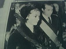 magazine picture 1963 brussels princess paola prince albert st michael's cathedr