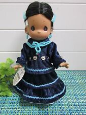 """Vintage PRECIOUS MOMENTS Silver Moon Standing Doll 9"""" Tall - RARE!"""