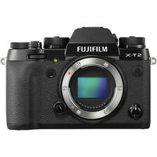 Fujifilm X-T2 Mirrorless Digital Camera (Body Only)!! BRAND NEW!!